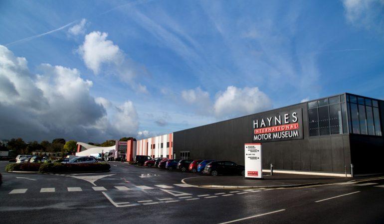 Haynes International Motor Museum South West Karting go-karting track
