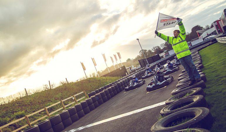 Haynes Start Go-Karting South West Karting by Haynes International Motor Museum