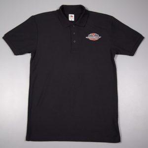 SWK Polo Shirt Black