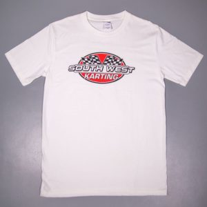 SWK T-Shirt White