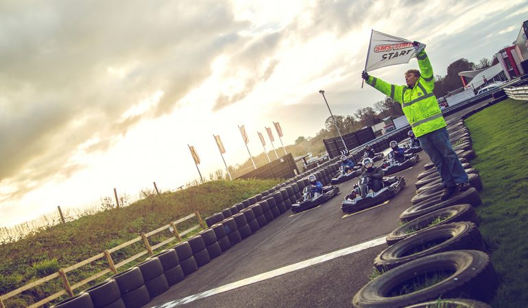 Haynes Start Go-Karting South West Karting by Haynes International Motor Museum