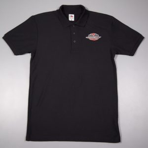 SWK Polo Shirt Black