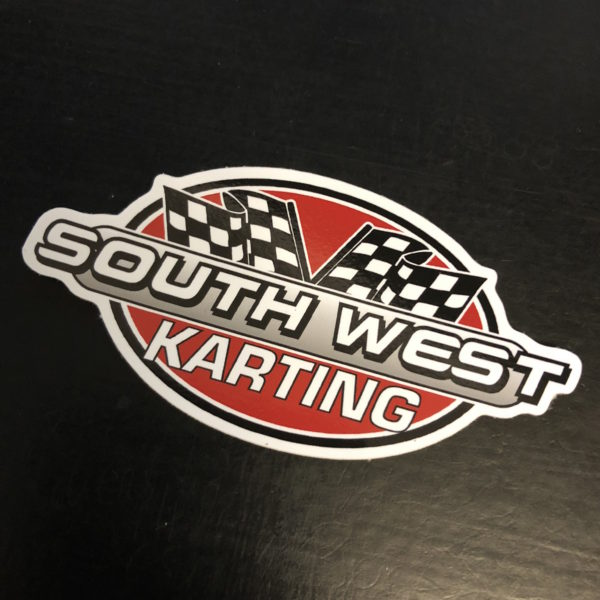 80mm sticker