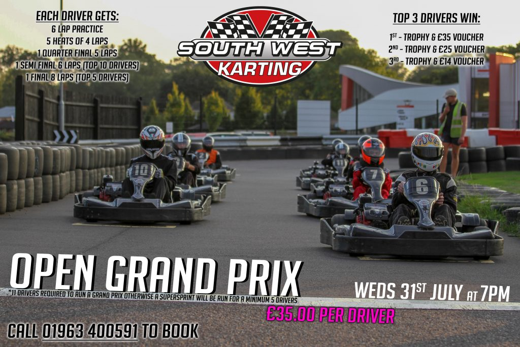 OPEN GP July 2019